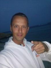 Polski instruktor nurkowania w tajlandii