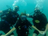 Discover Scuba Diving wTajlandii