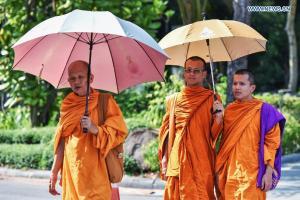 Thailand heat wave 2