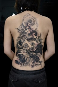 Tatuaż w Tajlandii – kilkaporad