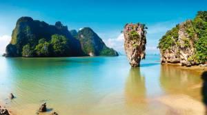 Tajlandia wyspa bonda