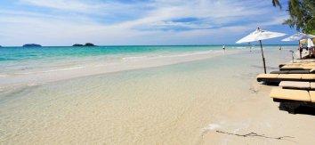 plaża na koh chang