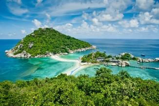 koh nang yuan -tuca travel - zwiedzanie tajlandii