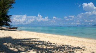 koh ngai - polski przewodnik tajlandia - tuca travel