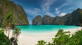 Maya bay - tuca travel -polski przewodnik tajlandia