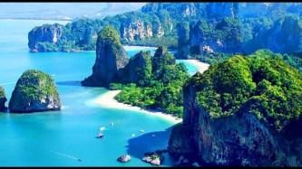 Railay - wycieczki tajlandia - tuca travel